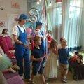 Кукольный спектакль для малышей