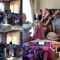 Организация праздника для подростков