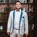 Сергей Мерсалов, Ведущий корпоратива в Абрау-Дюрсо