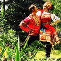 Юлия Черданцева, Народные танцы в Москве и Московской области