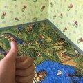 Настил ковровых покрытий