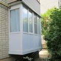 Остекление балконов по ключ в Пензе