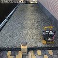 Устройство основания под тротуарную плитку
