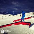 Обучение катанию и фристайлу на лыжах