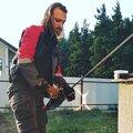 Никита Александрович Орехов, Электромонтажные работы в Хреновском сельском поселении