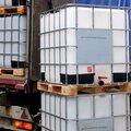 Перевозка еврокубов с топливом