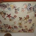 Натяжной потолок коридор, ванная