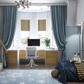 Дизайн-проекты жилых помещений.