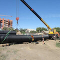 Монтаж канализационных сетей