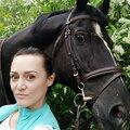 Наталья Бычкова, Занятие по конному спорту в Москве и Московской области