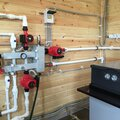 Монтаж газового котла 30 кВт