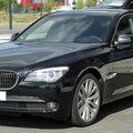 Автомобили: BMW 7F02