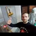 Вадим Токарев, Окраска лепнины в Москве