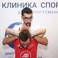 Владимир Гордеев, Спортивный массаж в Северо-западном административном округе