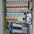 Установка электромонтажного оборудования