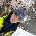 Александр Задорожный, Монтаж фасада из металлического сайдинга в Новосибирской области