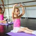 Занятие по партерной гимнастике