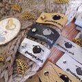 Изготовление именных кожаных бирок