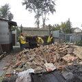 Разбор строительного мусора