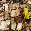 Аренда измельчителя древесины, дробилка веток (от ВОМ) Ø 260 мм