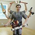 Андрей Косоков, Строительство фундамента в Городском поселении Лесном городке