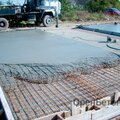 Устройство бетонного фундамента