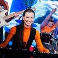 Валерия Акмалова, Уроки музыки в Усольском районе