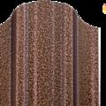 Штакетник с 2-х сторонним порошковым покрытием «Антик»