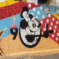 Граффити. Стрит-арт. Роспись фасадов.