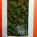 Озеленение искусственными растениями
