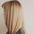Выведение из темного цвета в блонд