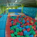 Академия Гимнастики, Занятие по акробатике в Измайлово