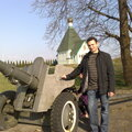 Вячеслав Широков, Установка замка в Калининграде