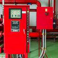 Монтаж водяной автоматической установки пожаротушения