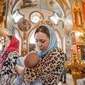 Фото и видео съемка таинства крещения
