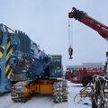 LIEBHERR LTR 1100   100 тонн