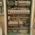Установка контактора и автоматов защиты
