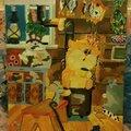Картины акварелью и акрилом