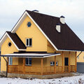 Строительство быстровозводимого дома