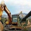 Прокладка газопровода