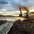 Росэко, Услуги дорожного строительства в Северном административном округе