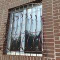 Изготовление кованых решеток на окна