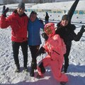 Занятие по беговым лыжам: индивидуально – 3 варианта
