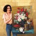 Ия Арабули, Мастера живописи в Городском округе Краснодар