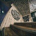 Художественное граффити оформление. Роспись стен