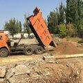 Доставка песка от 5м3