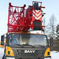 Автокраны: SANY STC 750 75 тонн
