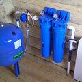 Монтаж водоснабжения из колодца или скважины