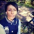 Полина Тихомирова, Уборка открытой территории в Приозерске