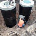 Септик Канализация из бетонных колец
